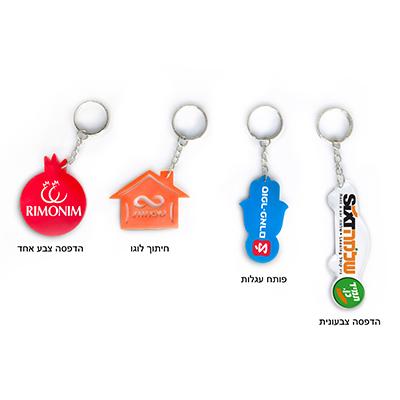 B2930 - מחזיק מפתחות מעוצב אישי