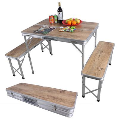 BK9756 - שולחן פיקניק מתקפל
