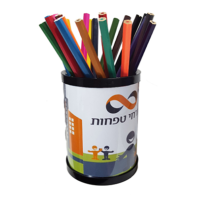 B2892 - כוס לכלי כתיבה