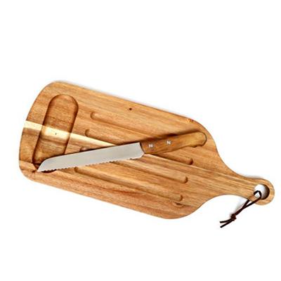 BNY45550 - קרש חיתוך מעץ