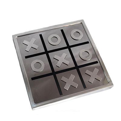 BN 50550 - משחק אלומיניום איקס עיגול