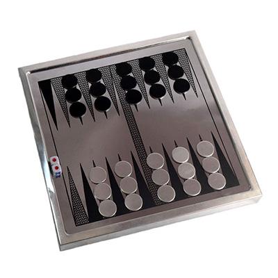 BN 50560 - משחק אלומיניום שש בש