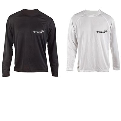 BM8544 - חולצות דרייפיט שרוול ארוך