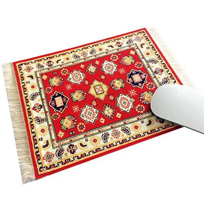 פד לעכבר בצורת שטיח
