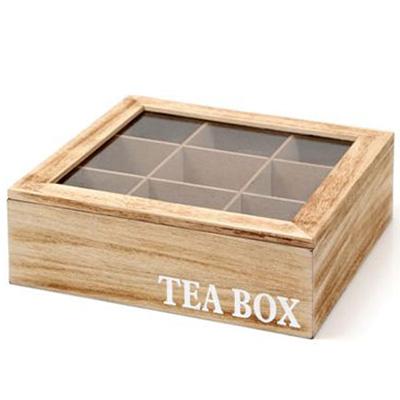 BNY4240 - קופסת תה
