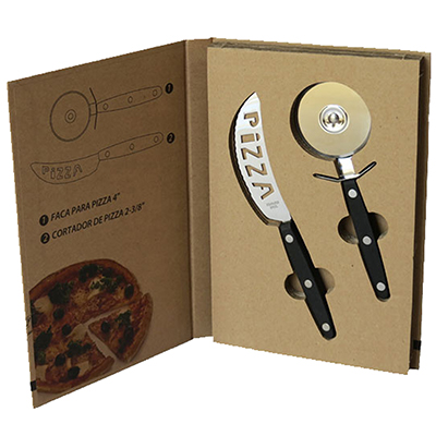 BL2033 - סט סכיני פיצה