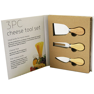 BL2034 - סט סכיני גבינה