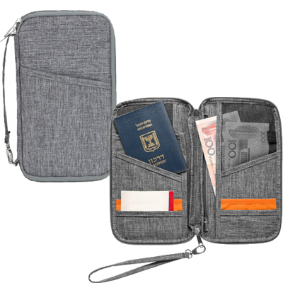 BMN613 - ארנק לדרכון