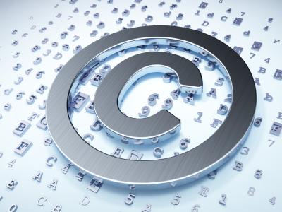 זכויות יוצרים במודיעין