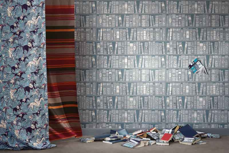 Renby Renby Lance La Collection De Tissus D Ameublement Tant