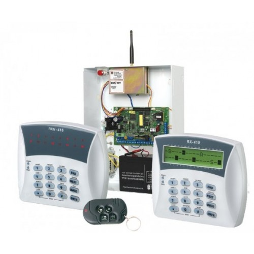 מיוחדים אלארם און ליין, Alarm Online - מערכת אזעקה פימא 8144 כולל לוח מקשים WW-67