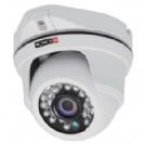 """מצלמת כיפה 24 לד 1.3MP AHD עדשה 3.6 מ""""מ PROVISION"""
