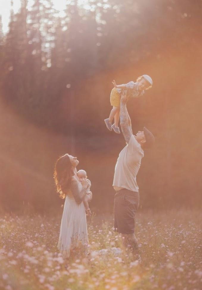 תמונה של משפחה