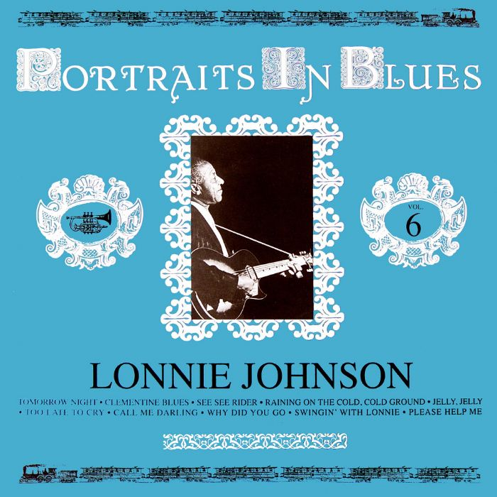 Lonnie Johnson Portraits In Blues vol.6