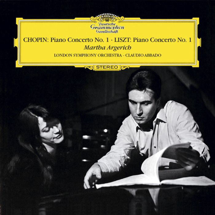 Chopin Liszt Piano Concerti Argerich