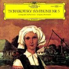 Tchaikosky 5th Symphony Mravinsky