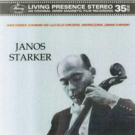 Schumann Lalo Cello Concerti Starker