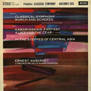 Prokofiev 1st Symphony