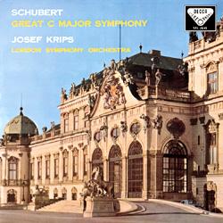 Schubert Symphony no. 9 Krips