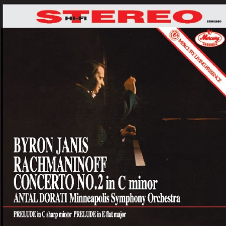 RachmaninovPiano Concerto no. 2 Janis