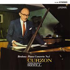 Brahms Piano Concerto no. 1 Curzon