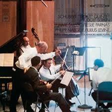 Schubert Trout Quintet Serkin