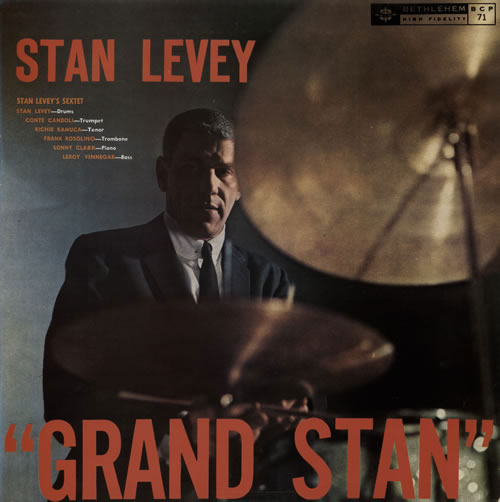 Stan Levey Sextet Grand Stan