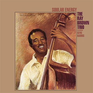 Ray Brown Trio Soular Energy 45rpm