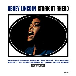 Abbey Lincoln Straight ahead