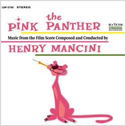 Henry Mancini The Pink Panther