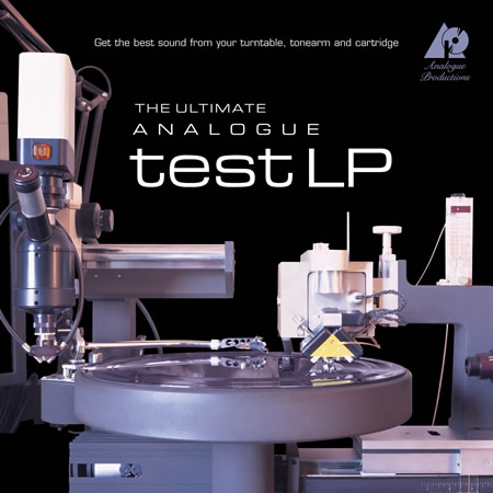 Analogue Productions The Ultimate Analogue Test LP