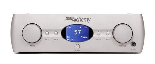 קדם מגבר Audio Alchemy DDP-1 Digital decoding Preamp