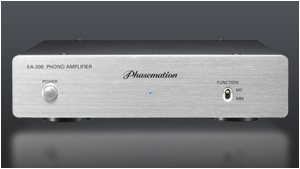 Phasemation Phono Amplifier EA-200