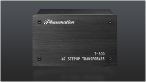 שנאי Phasemation MC Step-up Transformer T-300