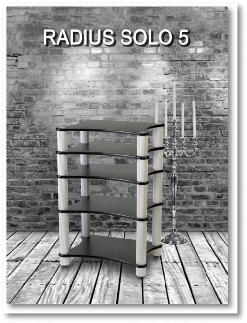 סטנד Solid-Tech Radius Solo 5