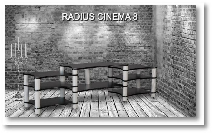 סטנד Solid-Tech Radius Cinema 8