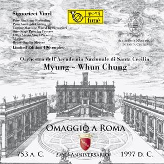 LP061 Rossini Mendelshon Omaggio A Roma