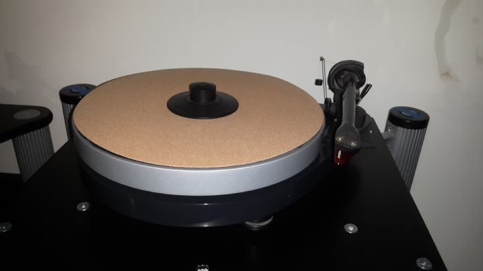 פטיפון Project RPM 5.1 Ortofon 2M Red