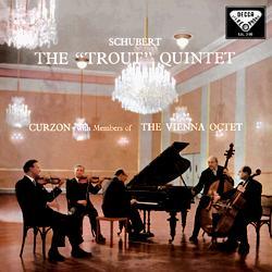 Schubert Trout Quintet Curzon Vienna