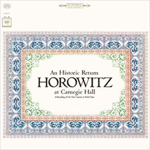 Horowitz At Carnegie Hall