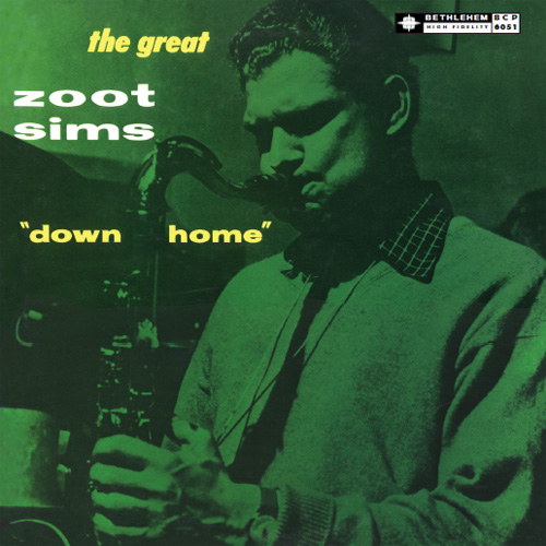 The Great Zoot Seems Down Home