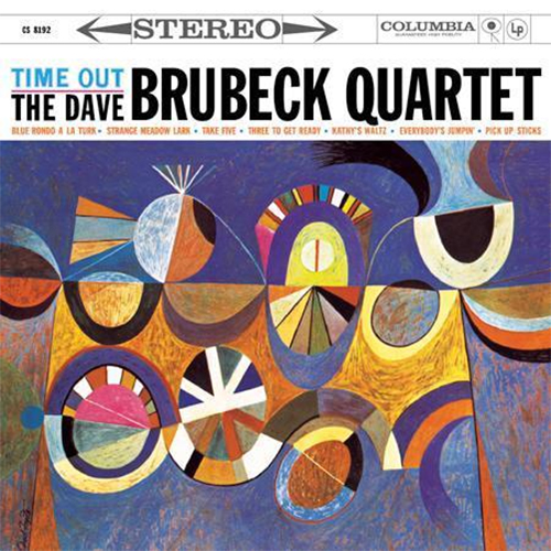 The Dave Brubeck Quartet Time Out 200g