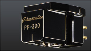 ראש פטיפון Phasemation PP-300 MC