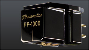 ראש פטיפון Phasemation PP-1000 MC