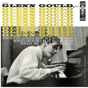 Glenn Gould Beethoven Sonatas 30-32