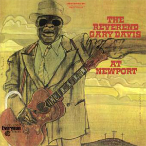 The Reverend Gary Davis At Newport