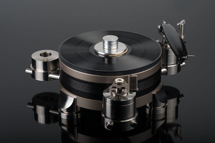 פטיפון Continuum Audio Labs Obsidian