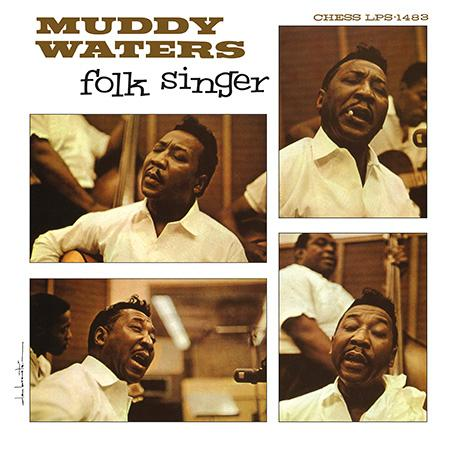 Muddy Waters Folk Singer 200g