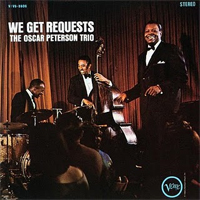 The Oscar Peterson Trio We Get Requests 45rpm