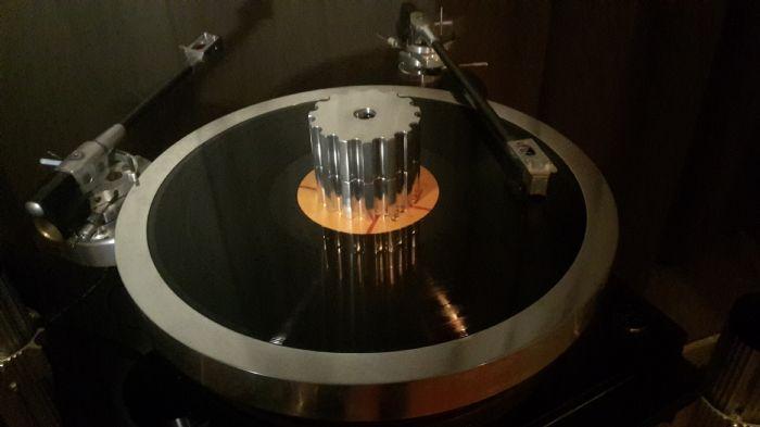 קיט שדרוג פטיפון Audiozip T-Ring/T-Clamp